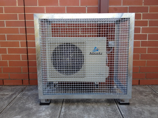 Ac Condenser Cages Saxon Engineering