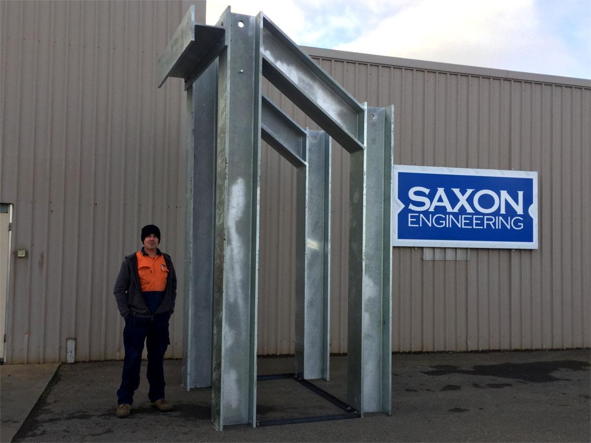 Structural Steel Saxon Engineering